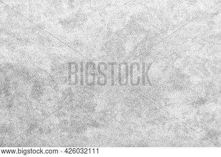 Grey Like Marble Or Granite Textured Background For Design. Horizontal Orientation