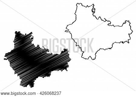 Bad Kissingen District (federal Republic Of Germany, Rural District Lower Franconia, Free State Of B