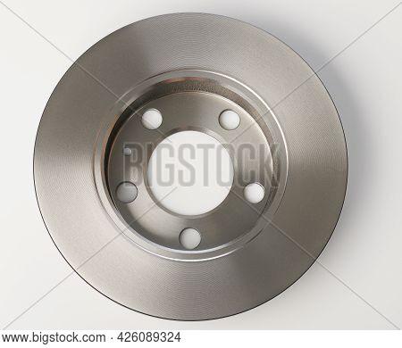 Metal Shiny Car Brake Disk System