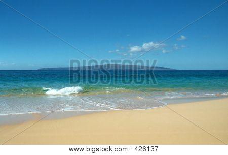 Beach in Maui, Hawaii