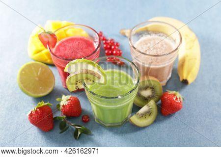 fruit juice- fresh juice smoothie