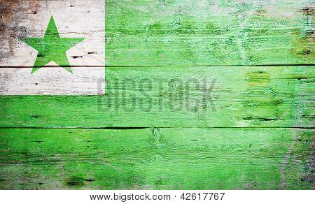 The Esperanto Flag