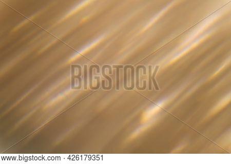 Blurry golden glitter background textured