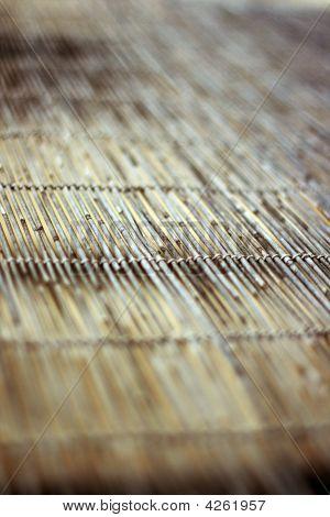 Bamboo Window Cover