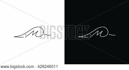 Simple, Unique And Modern Mouse Logo Design