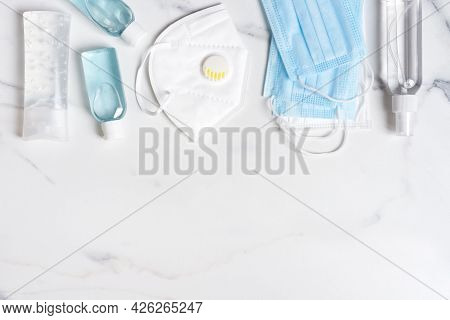 Personal Hygiene Products, Hand Antiseptic Spray, Antibacterial Soap, Face Mask