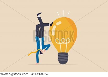 Think Different To Create Unique Idea, Try Another Solution To Solve Business Problem, Creativity To