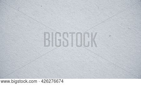 Animated Texture Of Old White Paper. Animation. Effect Of Old Grainy Paper For Superimposing Into An