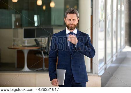 Suiting Trend. Businessman Wear Classic Suit. Business Formal Style. Trendy Menswear. Formalwear. Cl