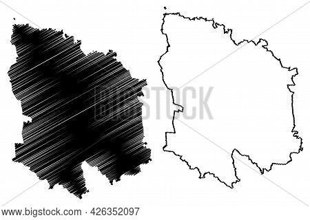 Ebersberg District (federal Republic Of Germany, Rural District Upper Bavaria, Free State Of Bavaria