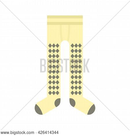Body Tights Icon. Flat Illustration Of Body Tights Vector Icon Isolated On White Background