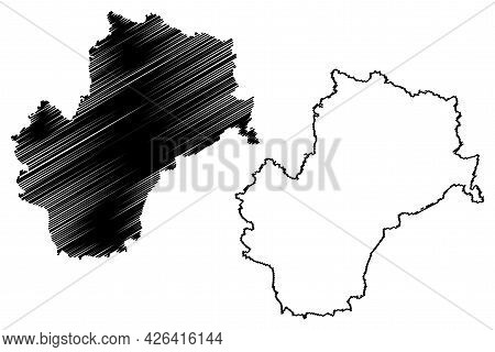 Freising District (federal Republic Of Germany, Rural District Upper Bavaria, Free State Of Bavaria)