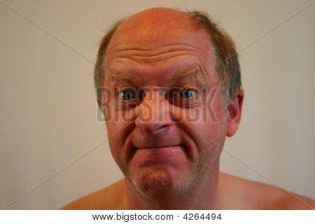 Facial Expression Grimace