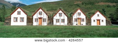 Iceland Historic Houses