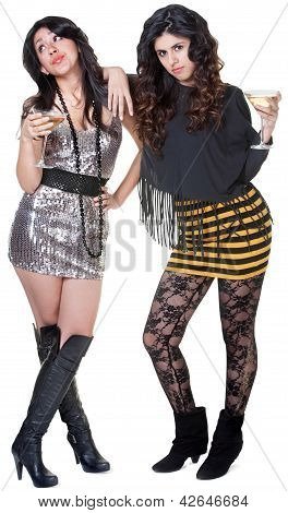 Hispanic Club Girls