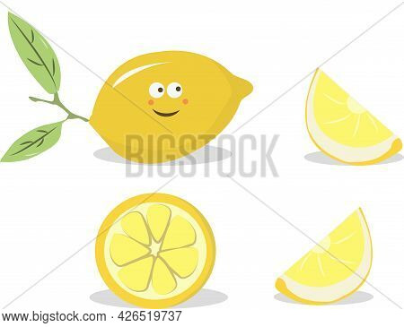 These Happy Lemons Are Ready To Cooperate With You.