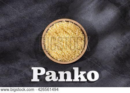 Panko Japanese Bread In Crumbs - Healthy Food