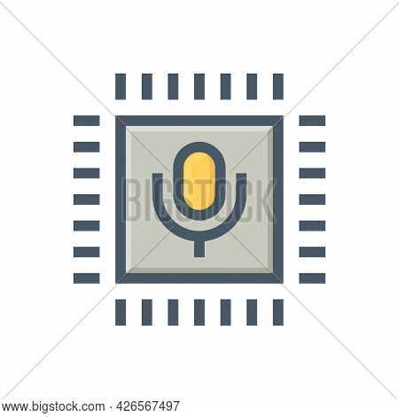 Smart Homes And Voice Activated Personal Assistants Vector Icon Set Design, 48X48 Pixel Perfect And