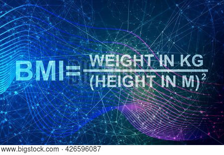 Formula For Calculating Body Mass Index Value