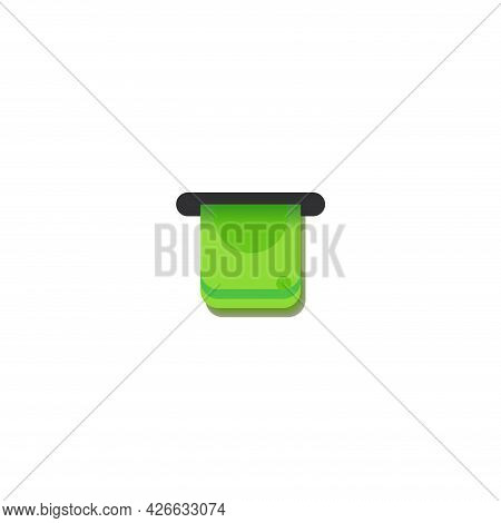 Atm Clipart. Atm Isolated Simple Vector Clipart