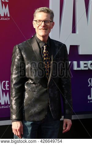 LOS ANGELES - JUL 12:  Bob Bergen at the Space Jam:  A New Legacy Premiere at the Microsoft Theater on July 12, 2021 in Los Angeles, CA