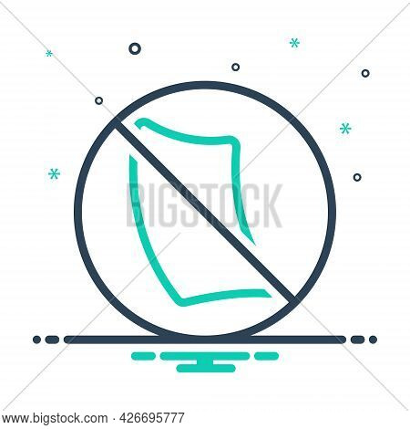 Mix Icon For Paperless Cancel Invalidation Defeasance Automatic Bureaucracy Paperfree