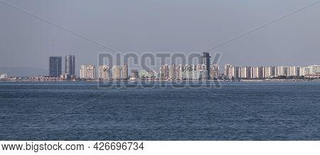 View Of Karsiyaka District In Izmir City, Turkey