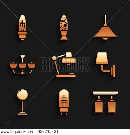 Set Table Lamp, Light Emitting Diode, Led Track Lights And Lamps, Wall Or Sconce, Floor, Chandelier,