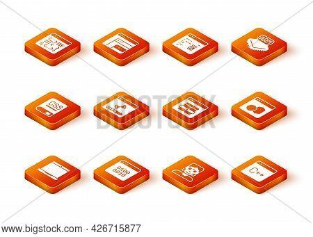 Set Laptop, Binary Code, Books About Programming, Loading Data Window, Hacker Or Coder, Mysql, Softw