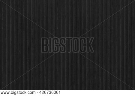 Black Painted Galvanized Fence Texture And Background Seamless