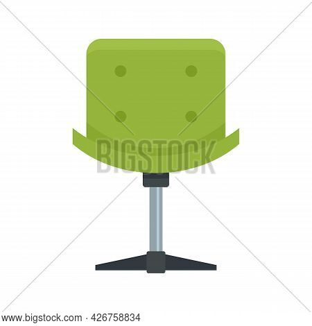 Sit Armchair Icon. Flat Illustration Of Sit Armchair Vector Icon Isolated On White Background