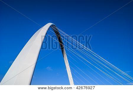 Millennium Bridge - Quayside