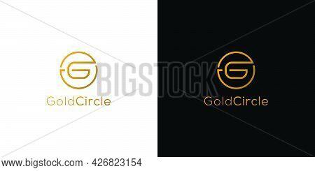 Modern And Unique Letter G Initials Logo Design