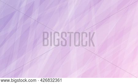 Modern Colorful Gradient Background With Lines. Velvet Geometric Abstract Presentation Backdrop. Vec