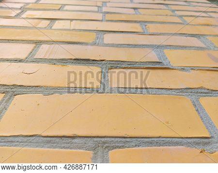 Red Brick Wall Background Texture, Brickwork Wallpaper