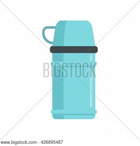 Vacuum Insulated Container Icon. Flat Illustration Of Vacuum Insulated Container Vector Icon Isolate