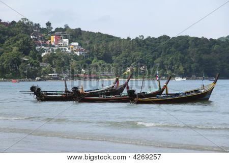 Phuket Longtails