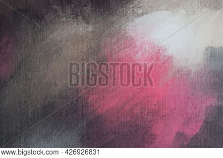 Abstract Grunge Background. Acrylic Painting. Hand-drawn Illustration. Digital Painting
