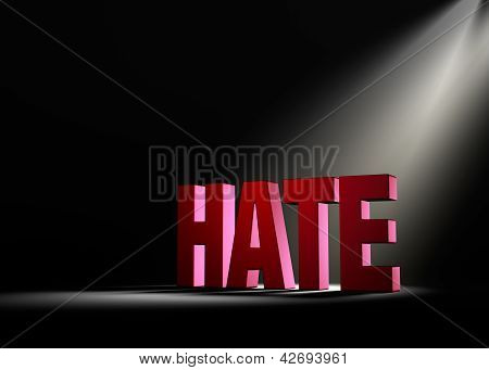 Shining A Light On Hate
