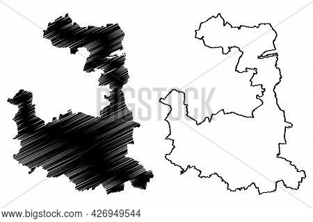 Munich District (federal Republic Of Germany, Rural District Upper Bavaria, Free State Of Bavaria) M