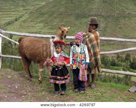 Peruvian Locals