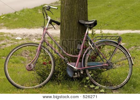 Faded Bicycle