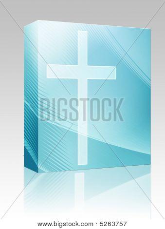 Christian Cross Box Package