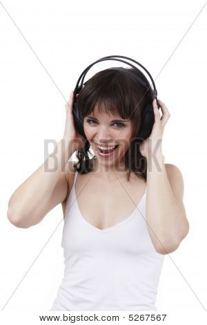 The Young Smiling Lover Of Music