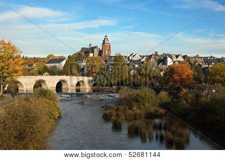 Old Town Wetzlar, Germany