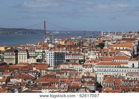 City of Lisbon, Portugal