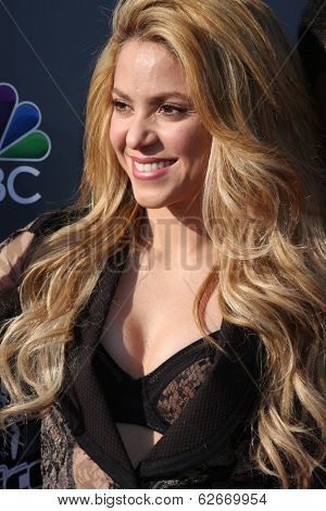 LOS ANGELES - APR 3:  Shakira at the