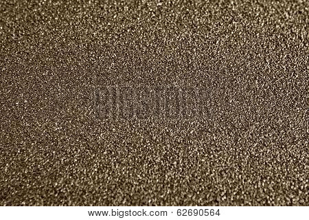 Sandpaper.