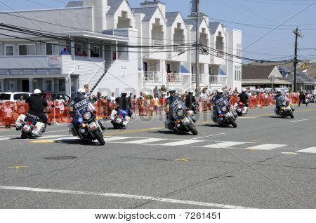 Motorcycle Maneuver
