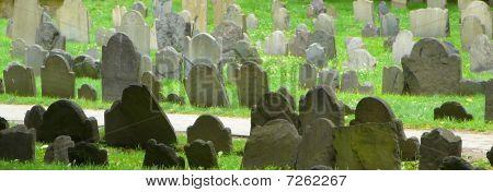 Old Puritan Graveyard